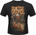 SUICIDE SILENCE Viking T-SHIRT OFFICIAL MERCHANDISE