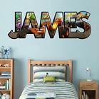 PERSONALIZED NAME Blaze And The Monster Machines Decal WALL STICKER Art J242