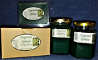 Внешний вид - Hand Poured Winter Holiday Scents Soy Candles, Tarts & Votives - Sugared Spruce