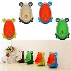 Safety Frog Toilet Bathroom Potty Training Kids Urinal for Boys Pee Trainer New