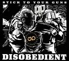 STICK TO YOUR GUNS - DISOBEDIENT [DIGIPAK] USED - VERY GOOD CD