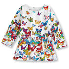 Women's Fluttering Butterfly Scoop Neck Sequin Top, by Collections Etc