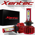 XENTEC 200W 6000K 20000LM H11 H9 H8 LED Headlight Bulb Kit Low Beam Fog Light