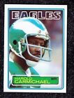 1983 Topps #137 Harold Carmichael Original Single Philadelphia Eagles NFL Card