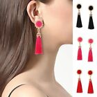 Fashion Women Bohemian Earring Retro Long Tassel Fringe Boho Dangle Earrings hot