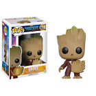 Funko POP Marvel Galaxy of The Guardian Vol.2 Red Clothes Adult Groot Figure#208