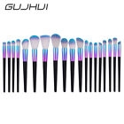 Pro Makeup 19PCS Foundation Brushes Set Eyeshadow Eyeliner Lip Brush Powder Tool