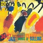 34/37 JAZZ ENSEMBLE - WORKS OF CLAUDE BOLLING USED - VERY GOOD CD