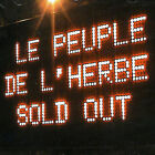 LE PEUPLE DE L'HERBE - SOLD OUT USED - VERY GOOD CD