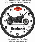 2016 MOTO GUZZI AUDACE MOTORCYCLE WALL CLOCK-FREE USA SHIP, TRIUMPH, BMW, DUCATI $36.05 CAD on eBay