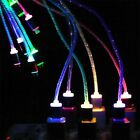 GLOW IN THE DARK light-up LED USB Data Sync Cable charger iphone 5S 5 5C 6 Plus