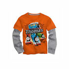 NWT ☀THOMAS THE TRAIN☀ Boys LONG SLEEVE  t-shirt  New  2T