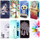 For Samsung Galaxy S5 Case cover Wallet PU Leather Stand Flip Case Cover