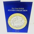 2017 British Coin Hunt Collectors Albums £1 £2 50p Olympic Choose Albums Xmas