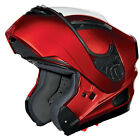 Vega Vertice Modular Flip Up Motorcycle Helmet Candy Red Adult Sizes