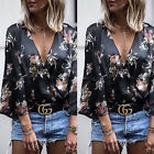 Fashion Womens Long Sleeve Blouse Lace T Shirt Ladies Casual Loose Fashion Tops