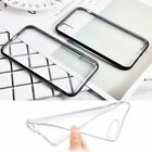 Shockproof  Silicone Protective Clear Cell Phone Shell Case Cover For iPhone 8