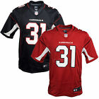 Nike Mens NFL Arizona Cardinals Limited Stitched Jersey, Red Black, Johnson