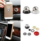 1* 360 Magnetic Cell Mobile Phone Car Dash Holder Magic Stand Mount Black&White