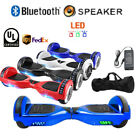 6.5inch Electric Self Balancing Scooter Chrome Hoverboard Skateboard UL 2272