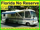 NO RESERVE 1996 DAMON INTRUDER 34FT CLASS A RV MOTORHOME CAMPER 2016 TIRES