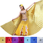 NEW Angle Professional Belly Dance Costume Isis Wings 11 colors US