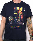 DAVID BOWIE The Rise And Fall Of Ziggy Stardust T-SHIRT OFFICIAL MERCHANDISE