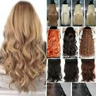 Long As Real Remy Hair Clip in Full Head Hair Extensions Extention 18-30Inch Fc4