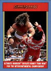 2017 Topps Heritage WWE 30 Years of Summerslam Wrestling Cards Pick From List