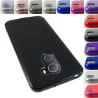 FOR ALCATEL TMOBILE REVVL TPU SLIM GEL SKIN CASE FLEXIBLE COVER ACCESSORY+STYLUS