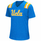 Ucla Bruins Colosseum Youth Girls Co3 Rugby  T-Shirt - Blue