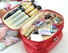 Multifunction Travel Cosmetic Bag Makeup Case Small Toiletry Zip Wash Holder