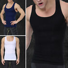 Nylon Men Slimming Body Shaper Vest Slim Chest Belly Waist Boobs Compression