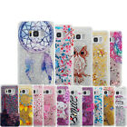 New Moving Stars Bling Glitter Floating Dynamic Flowing Soft TPU Case For Phones