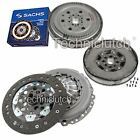 NATIONWIDE 2 PART CLUTCH KIT AND SACHS DMF FOR VAUXHALL MERIVA MPV 1.3 CDTI