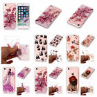 "For iPhone 7 4.7"" Shiny Glitter Colorful TPU Soft Shockproof Bumper Case Cover"