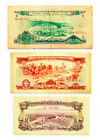 3 different South Vietnam paper money 1960's-70's nice circ.