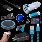 9Kit Wireless Car Wall Charger Cable for Samsung Galaxy S8 Active S7 Edge Note 8
