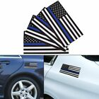 0.6mm Thick Flag Decal America Car Bumper Sticker Removable Magnetic Sign Left