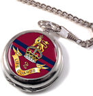 2nd Life Guards Full Hunter Pocket Watch (Optional Engraving)