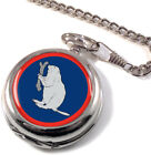2 Operational Support Group RLC Full Hunter Pocket Watch (Optional Engraving)