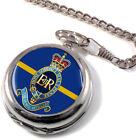 1st Regiment Royal Horse Artillery Full Hunter Pocket Watch (Optional Engraving)