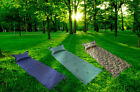 Automatic Inflated Air Mattress Outdoor Hiking Camping Picnic for Single Person