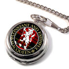 Macqueen Scottish Clan Pocket Watch