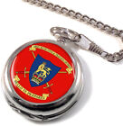 Army Recruiting & Training Division Full Hunter Pocket Watch