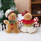 1PCS Christmas Decoration Christmas Tree Decor Hanging Gingerbread Doll Tools