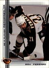 2000-01 BAP Memorabilia Hockey Card Pick 297-513