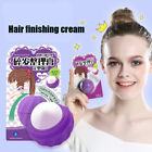 Cool Messy Hair Care Finish Pasta Hydrating Hair Wax Styling Cream Ball Elastic