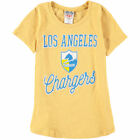Los Angeles Chargers Junk Food 17 Youth Girls T-Shirt