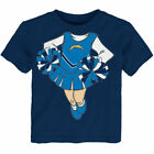 Los Angeles Chargers Outerstuff Infant Girls Cheerleader Dreams T-Shirt